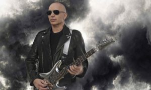 "Joe Satriani discusses the ""anti-concept"" approach to his latest CD, What Happens Next"