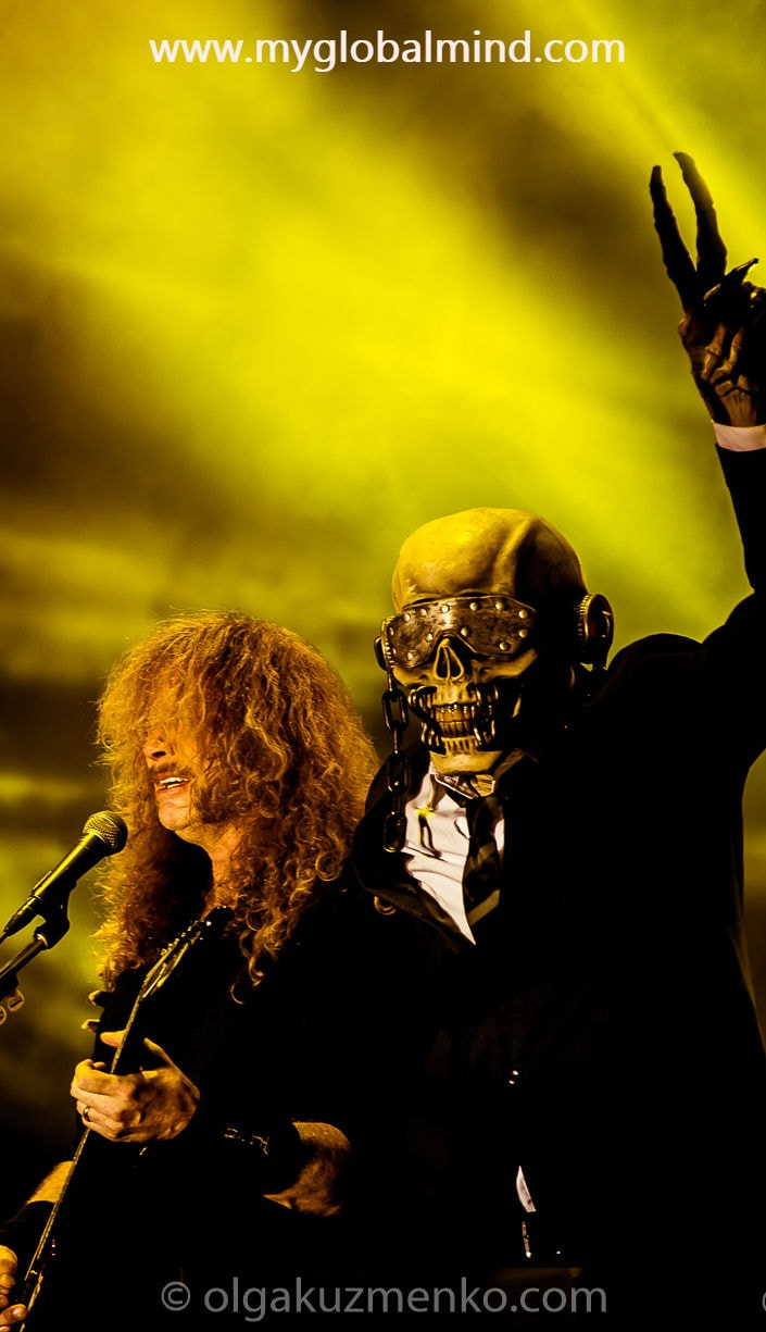 Megadeth live at Bloodstock Open Air 2017 Sunday, August 13th.