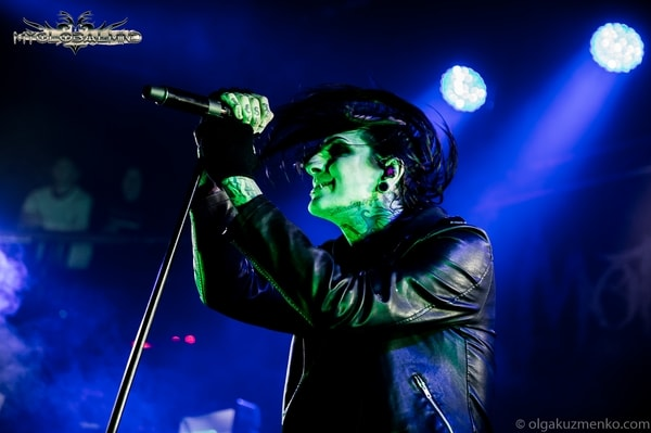 Motionless In White, The Academy Dublin, January 16th 2018 ...