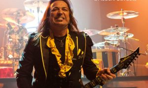 Michael Sweet of Stryper on new CD; God Damn Evil – We are a Hundred Million Percent Re-Energized!