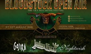 10 Bands to see at Bloodstock 2018 with 100 days to go…