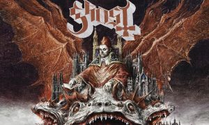 If you had Life Eternal…. reviewing Ghost's latest release 'Prequelle'