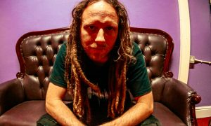 Interview with Mike Spreitzer (guitar) of Devildriver in Dublin on August 15th, 2018