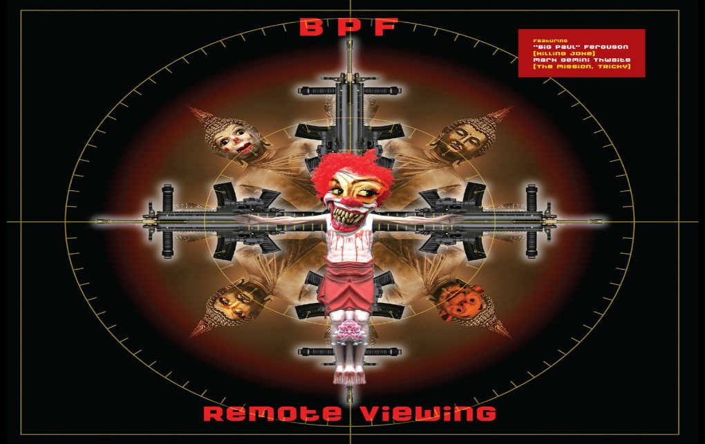 Killing Joke\'s Paul Ferguson releases solo EP \'Remote Viewing\' Your ...