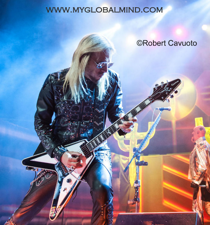 Hell Bent On Metal; Judas Priest, Saxon, And Black Star Riders At The Prudential Center In Newark NJ!
