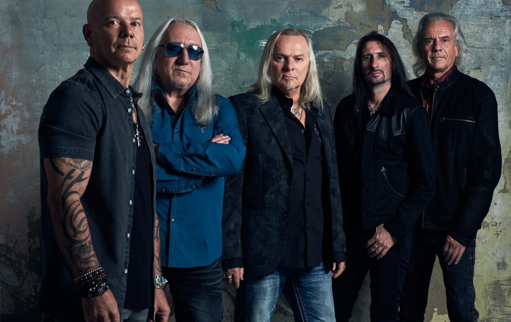 Uriah Heep Announce Living the Dream 2018 UK Tour - Your Online Magazine  for Hard Rock and Heavy Metal