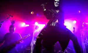 Wednesday 13 – Skeletons live @ The Garage, London, October 26 2018