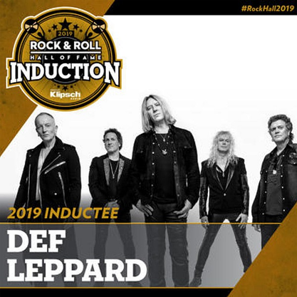 Def Leppard inducted into the Rock and Roll Hall of Fame - Your