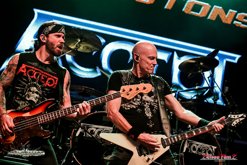 Accept live at 70,000 Tons of Metal 2019, Day 4