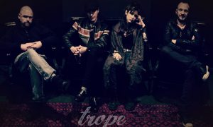 LA Alt-Rockers TROPE Have Been Signed By Golden Robot Records