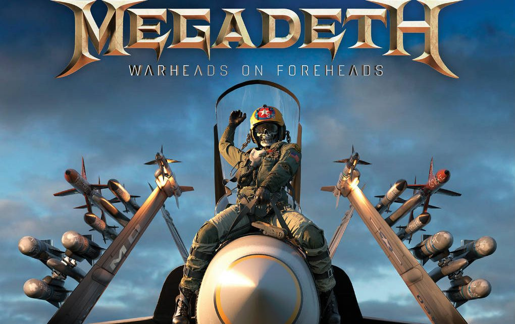 Megadeth Warheads On Foreheads Review Your Online Magazine For Hard Rock And Heavy Metal