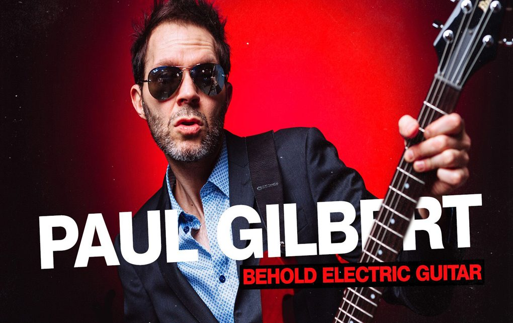 Paul Gilbert - 'Behold Electric Guitar' - Review - Your