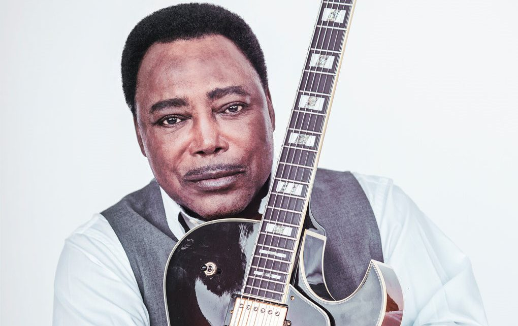 George Benson Unveils Lyric Video For 'Blue Monday' - Your