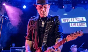 A night of special guests at the Vive Le Rock Awards 2019