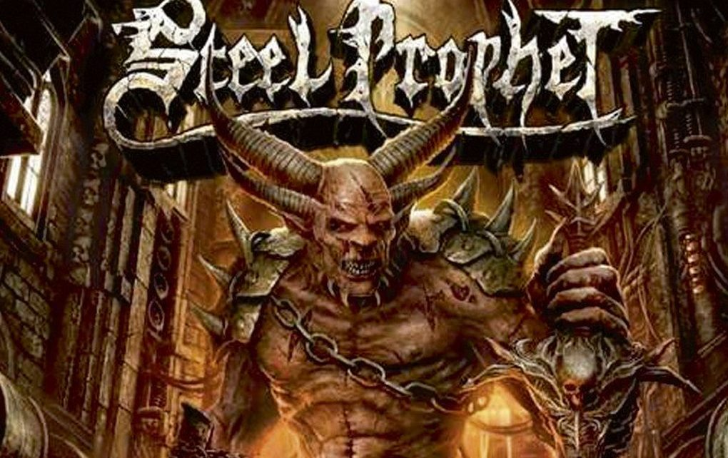 Steel Prophet - 'The God Machine' - Review - Your Online