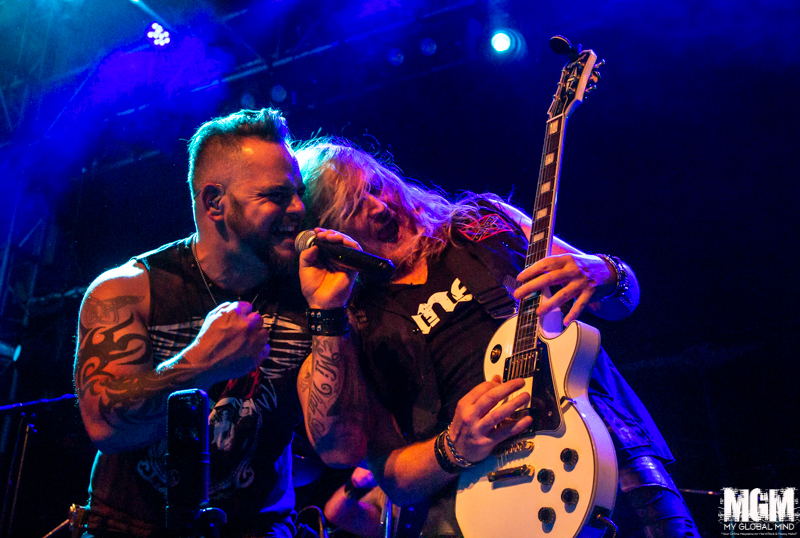 Deadland Ritual rocks London with the help of Gin Annie & Pete Way