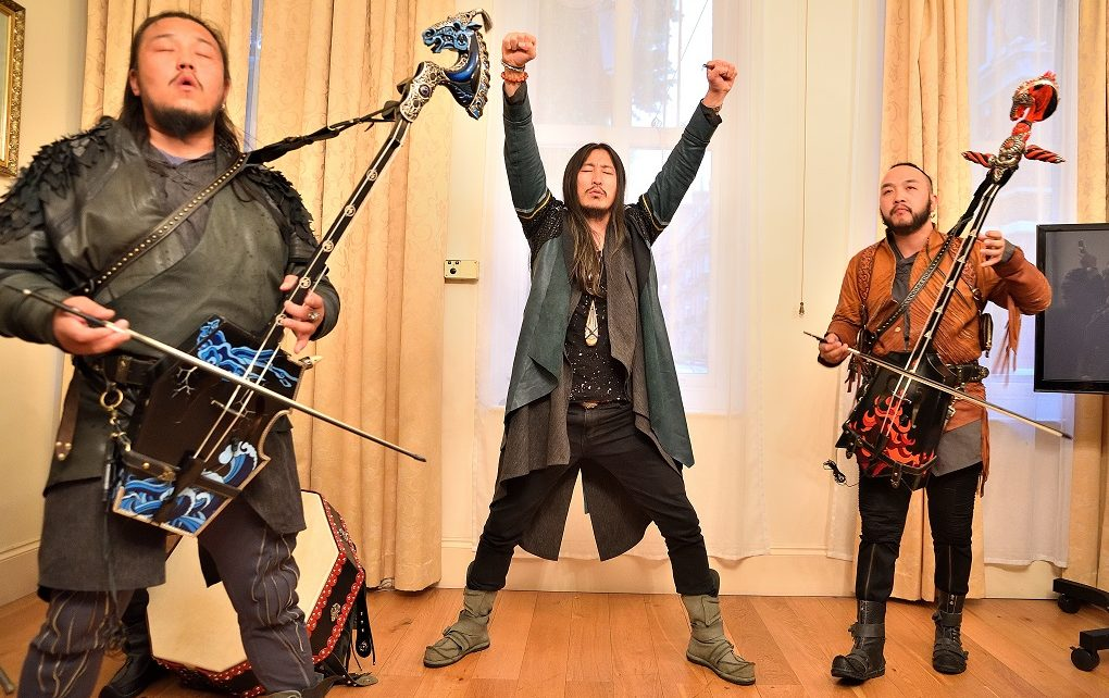 Hu Are You Hu Hu Hu Hu 30m Youtube Views And Counting Mongolian Sensations The Hu Talk About Their Global Impact Your Online Magazine For Hard Rock And Heavy Metal