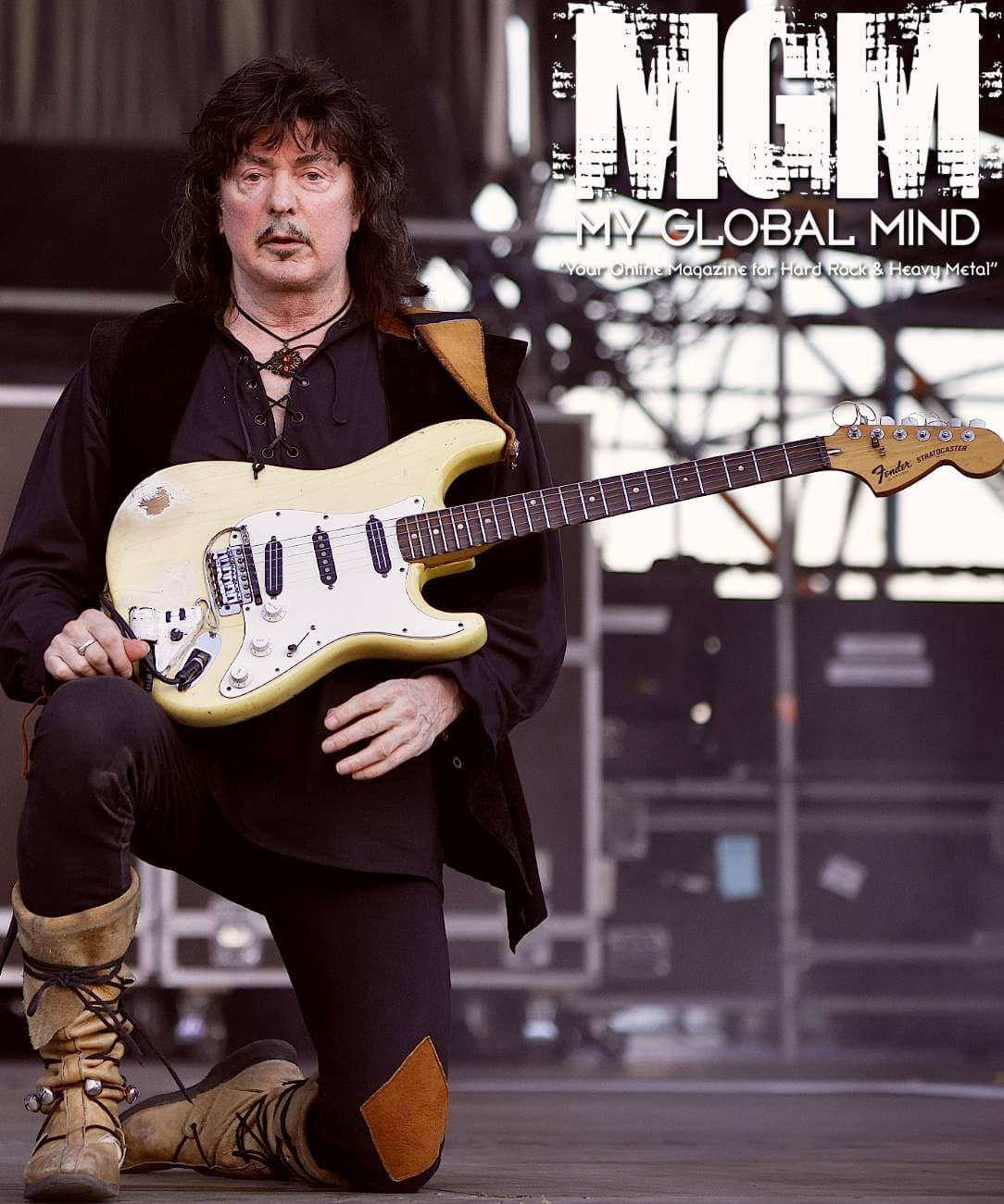 Ritchie Blackmore's Rainbow live at Rock The Coast 2019