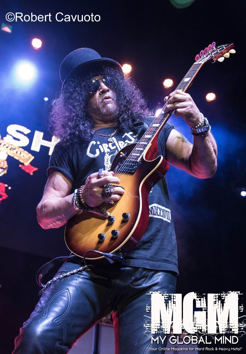 Slash Featuring Myles Kennedy & The Conspirators Living The Dream Live At The Wellmont Theater, NJ On October 1st, 2018
