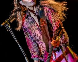 1840496489 Steel Panther live at The SSE Arena Wembley, London  – 15th October 2016