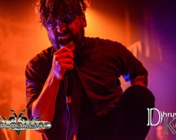 3032726757 Suicide Silence and Whitechapel live at Gramercy Theatre, October 13th, 2016