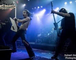 1140589854 Airbourne at Electric Ballroom, London - 28th November 2016