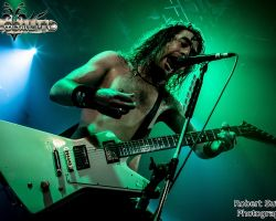 1026971278 Airbourne at Electric Ballroom, London - 28th November 2016