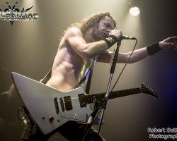 4206912578 Airbourne at Electric Ballroom, London - 28th November 2016