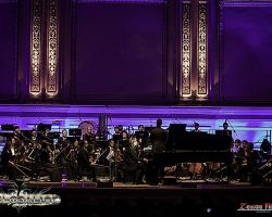 577577851 YOSHIKI live at Carnegie Hall in New York with Tokyo Philharmonic Orchestra on January 12th, 2017