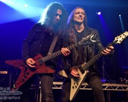 101484689 HRH Metal – O2 Academy Birmingham, 11th February 2017