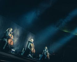 17163494 Apocalyptica at Bridgewater Hall, Manchester, UK on 27th February 2017