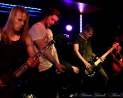 1604465672 Departed, The Fallen State, with Liberty Lies - live O2 Academy 2, Islington, London, March 8 2017