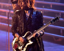 1133527730 X Japan take Over London for the Release of 'We Are X' & Epic Wembley Show
