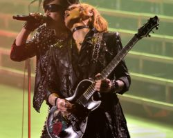 2479867560 X Japan take Over London for the Release of 'We Are X' & Epic Wembley Show