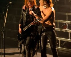 970032243 X Japan take Over London for the Release of 'We Are X' & Epic Wembley Show