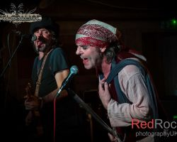 4025747316 The Quireboys Support Souls of Tide, Last Great Dreamers, Fibbers, York, 13 April 2017