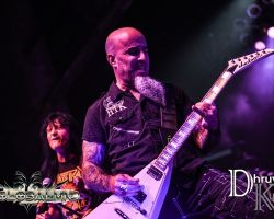 1242555091 Anthrax and Killswitch Engage Bring 'Killthrax Tour' to Long Island with The Devil Wears Prada and Code Orange