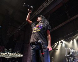 137226296 Anthrax and Killswitch Engage Bring 'Killthrax Tour' to Long Island with The Devil Wears Prada and Code Orange