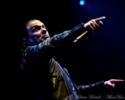 871305934 Endorsed by Iron Maiden. Live review and interview with Shinedown vocalist Brent Smith