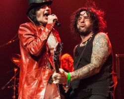 839198272 LA Guns – Reunited and Reloaded at the Gramercy Theatre in NYC 8-2-17