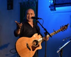 3559778228 Dan Reed, Solo Acoustic, live at St Pancras Old Church, London, September 14 2017