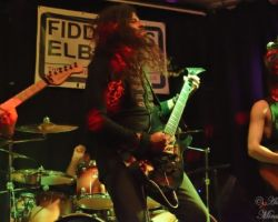 4094684108 Leatherwolf unchained in London - Live at The Fiddlers Elbow, Chalk Farm, September 2 2017