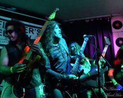 4112629335 Leatherwolf unchained in London - Live at The Fiddlers Elbow, Chalk Farm, September 2 2017