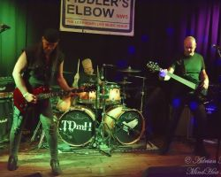 597305672 Leatherwolf unchained in London - Live at The Fiddlers Elbow, Chalk Farm, September 2 2017